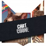 Miniature Chat-corne